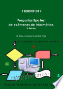 Preguntas tipo Test de Exámenes de Informática