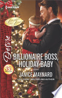 Billionaire Boss  Holiday Baby