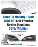 Comptia Mobility Exam Mb0 001 Self Practice Review Questions 2016 17 Edition With 80 Questions
