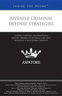 Juvenile Criminal Defense Strategies