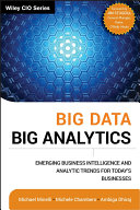 Ebook Big Data, Big Analytics Epub Michael Minelli,Michele Chambers,Ambiga Dhiraj Apps Read Mobile