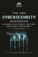 The ABA Cybersecurity Handbook