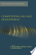 Competition Law and Development