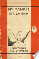My Name Is Sir Lanka : ...