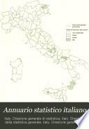Annuario statistico italiano