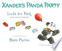 Xander s Panda Party