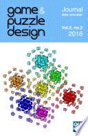 Game   Puzzle Design  vol  2  no  2  2016  B W