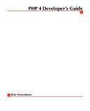 PHP 4 Developer's Guide