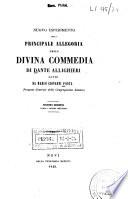 Nuovo esperimento sulla principale allegoria della Divina commedia di Dante Allighieri