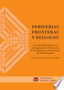 Actas del XIII Congreso de Antropología de la FAAEE