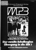 Westermanns p  dagogische Beitr  ge