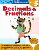 Decimals   Fractions Grade 5