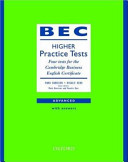 BEC Higher Practice Tests