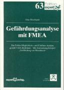 Gefährdungsanalyse mit FMEA