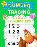 Fun Number Tracing Book For Preschoolers Kids Ages 3 5 Count And Trace Numbers Practice Handwriting Workbook For Pre K Kindergarten And Kids Ages