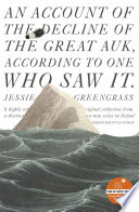 An Account of the Decline of the Great Auk  According to One Who Saw It