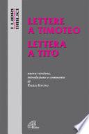 Lettere a Timoteo ; Lettera a Tito