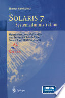 Solaris 7 Systemadministration