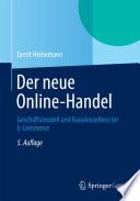 Der neue Online Handel