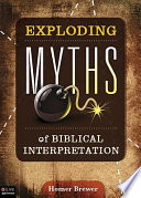 Exploding Myths Of Biblical Interpretation : genes. do you believe in the second coming...