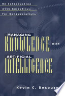 Managing Knowledge with Artificial Intelligence