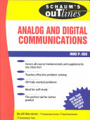 Schaum s Outline of Theory and Problems of Analog and Digital Communications