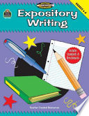 Expository Writing  Grades 6 8  Meeting Writing Standards Series