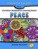 Christian Meditation Coloring Book