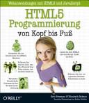 HTML5-Programmierung von Kopf bis Fuss