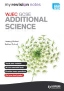 My Revision Notes  WJEC GCSE Additional Science eBook ePub