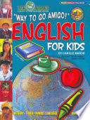 Way to Go Amigo  English for Kids