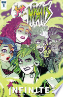 Jem And The Holograms: The Misfits: Infinite #1 : infinite part two!
