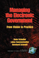 Managing the Electronic Government Book