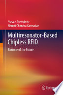 Multiresonator Based Chipless Rfid book