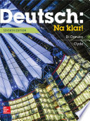Deutsch  Na klar  An Introductory German Course  Student Edition