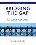 Bridging the Gap   MyReadingLab   Thinking Through the Test  A Study Guide for the Florida College Basic Skills Tests  Reading   Study for Florida State Basic Skills Exam  Reading