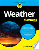 Weather For Dummies Book PDF