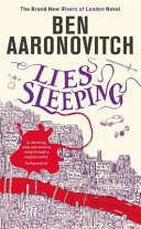 Lies Sleeping: Book Cover