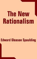 The New Rationalism book