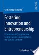 Fostering Innovation and Entrepreneurship