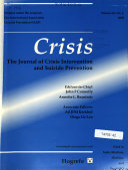 Crisis : ...