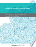 Impacts Of Shipping On Marine Fauna