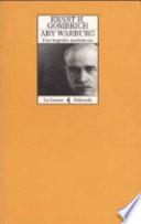 Aby Warburg  Una biografia intellettuale