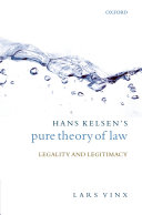 Hans Kelsen's Pure Theory of Law