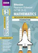 BBC Bitesize Edexcel GCSE (9-1) Maths Foundation Workbook