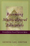 Becoming Multicultural Educators