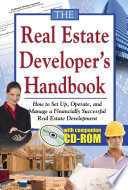 The Real Estate Developer s Handbook