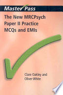 The New Mrcpsych Paper Ii Practice Mcqs And Emis