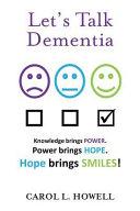Let S Talk Dementia