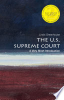 The U.S. Supreme Court : a very short introduction /